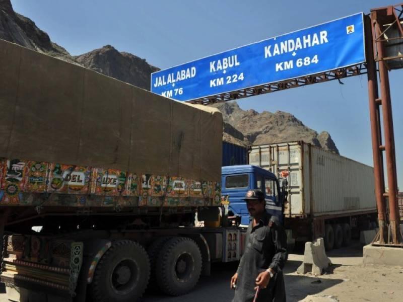 Afghan envoy refutes closing land route for Pak trucks