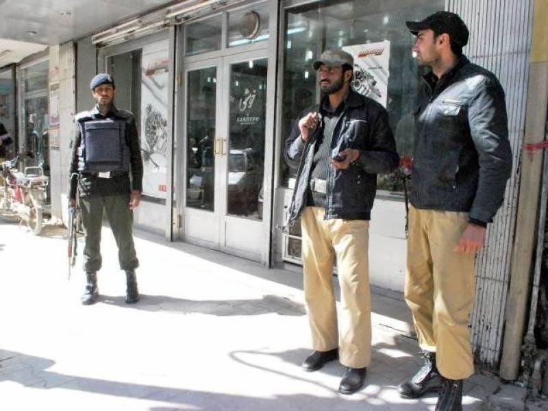 CTD arrests nine suspected terrorists in Karachi
