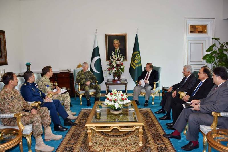 NATO General speaks up for Pakistan, says world cannot ignore Kashmir anymore
