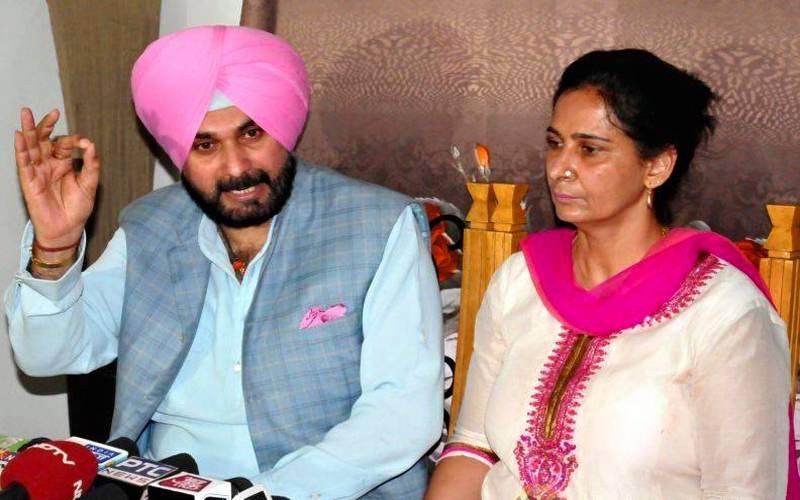 Navjot Kaur Sidhu resigns from BJP