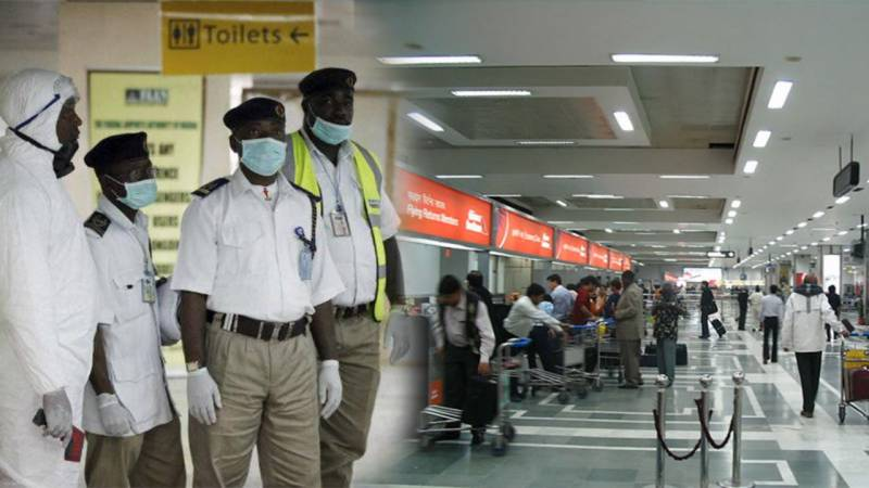 Radioactive material leak at Delhi's airport, area cordoned off