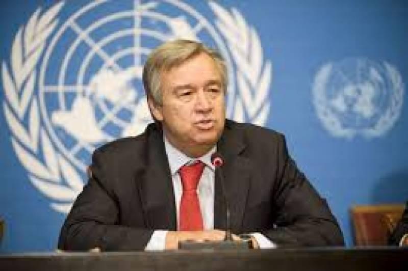 Antonio Guterres appointed as new UN Chief