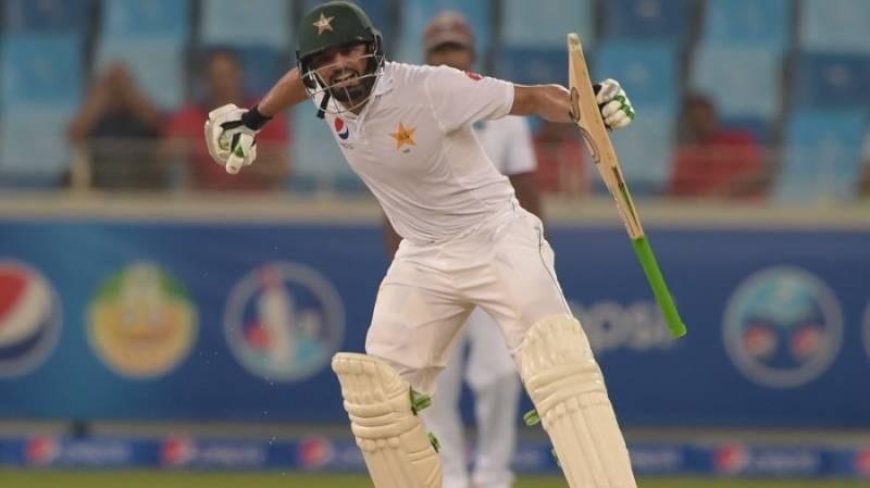Azhar Ali becomes 4th Pakistani to hit a triple-century