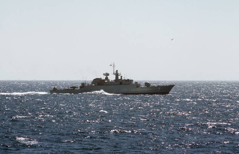 Iran sends two warships Gulf of Aden amid Saudi concerns