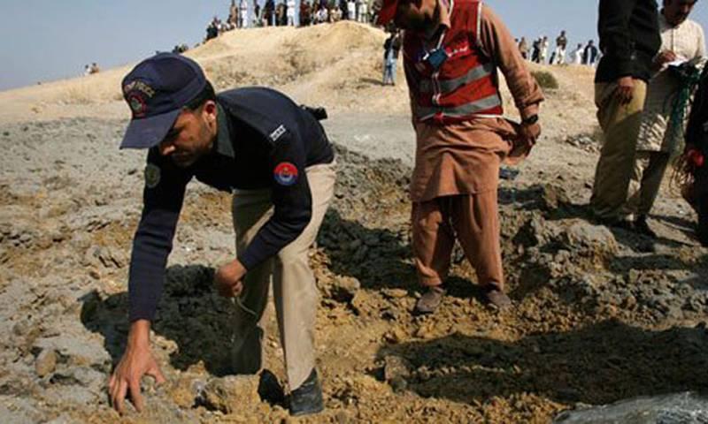 2 killed, 9 injured in Sibbi land mine explosion