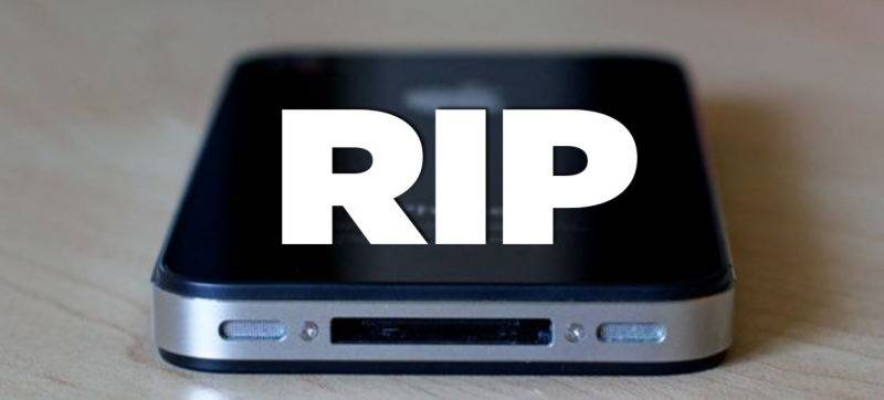Beware iPhone 4 users: Apple's old handset to become OBSOLETE by November