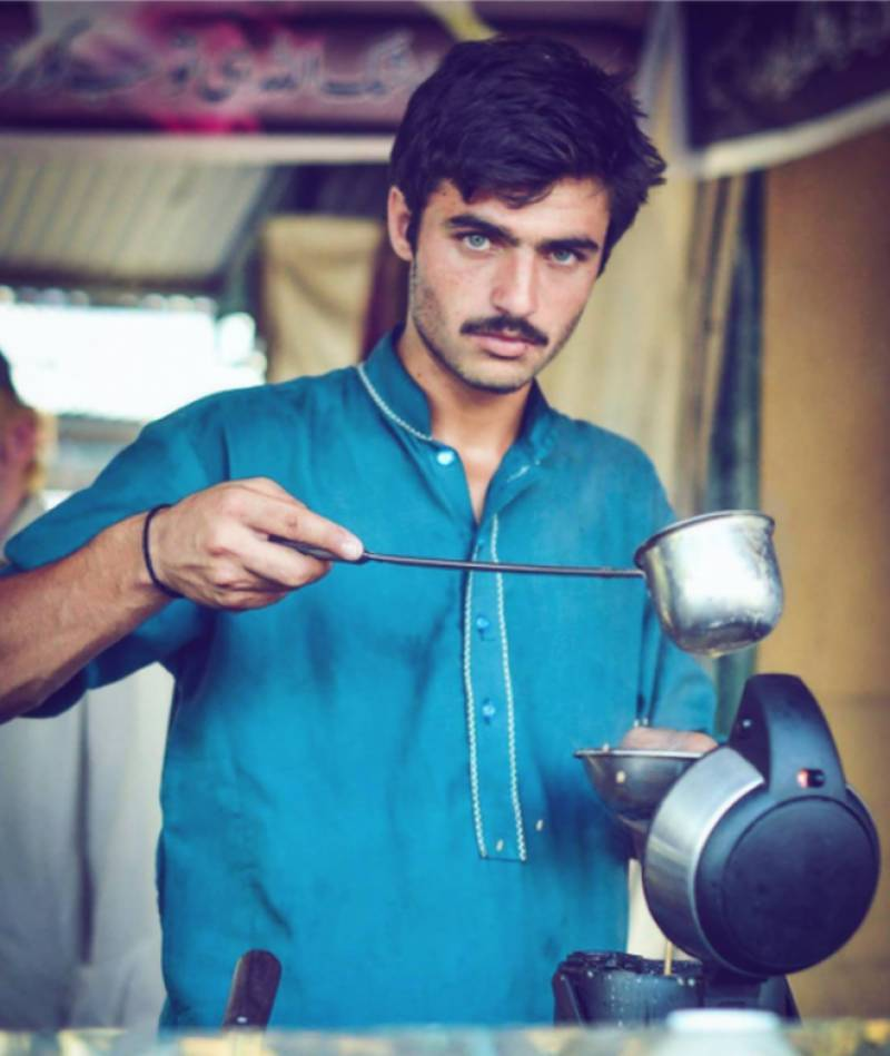 Chaiwala craze: Reminder of the stereotypical standards of beauty in Pakistan