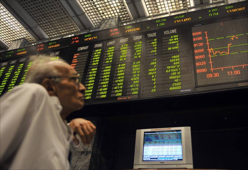 PSX 100-index closes at 41,545 points