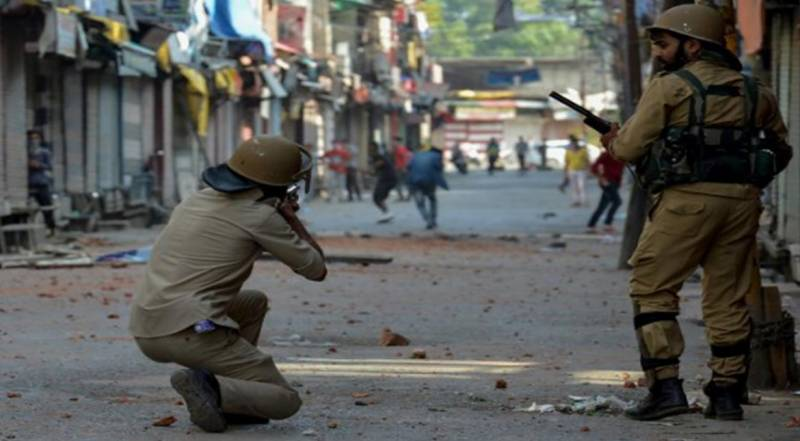 Indian forces gun down one more youth in held Kashmir death toll escalate to 111