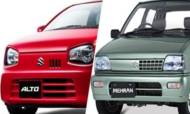 Pak Suzuki to replace Mehran with 660cc Alto, Cultus with Celerio