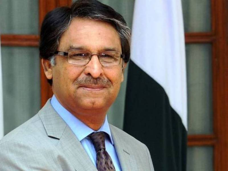 Pakistan denounces India's bid to use water as weapon