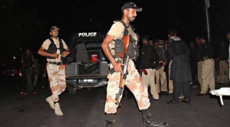 Rangers kill 3 suspected terrorists in Karachi