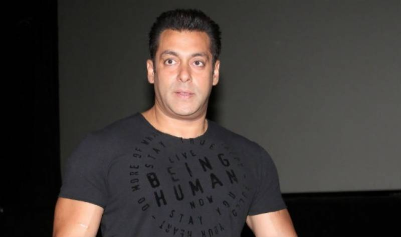 Salman Khan's bodyguard has been booked for assault