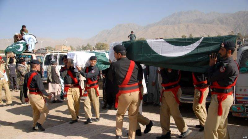 Team formed to investigate Quetta police academy attack