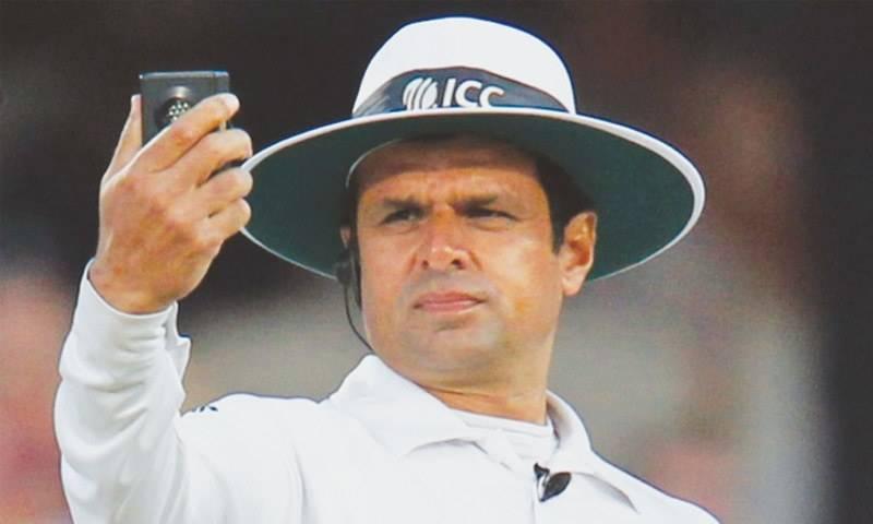 Pak-India tension: ICC withdraws Aleem Dar of India-England Test series
