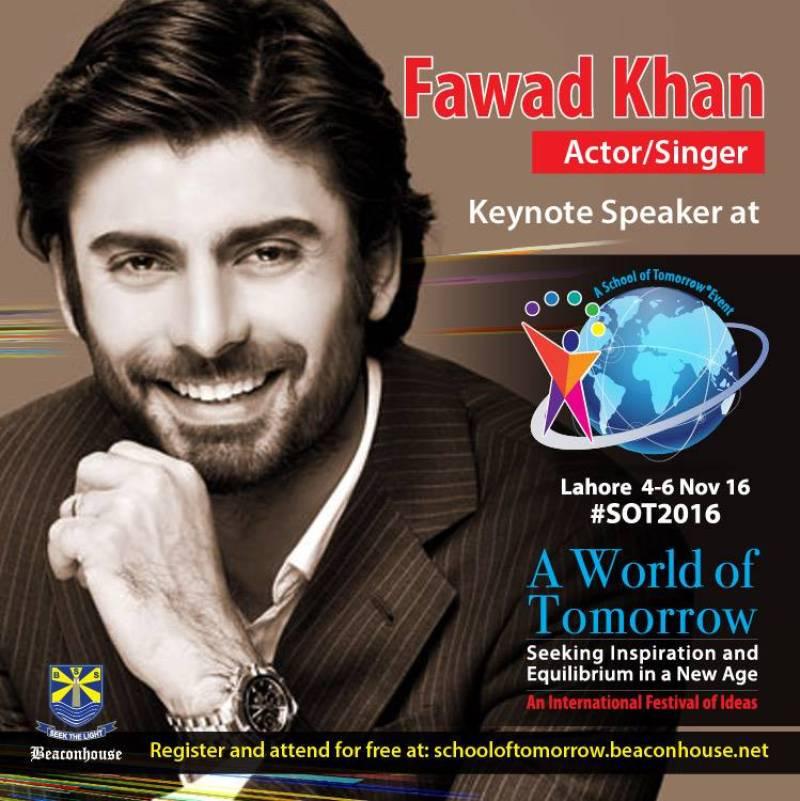 School Of Tomorrow 2016: The Biggest International Festival in Pakistan