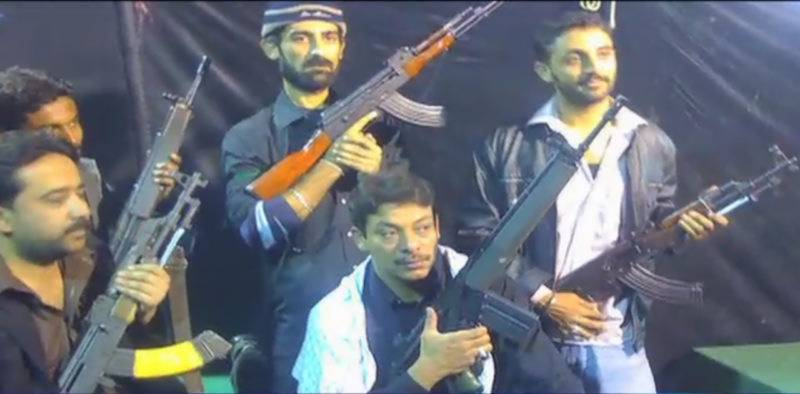 Arms recovered from Abidi's house: Law enforcement Agencies