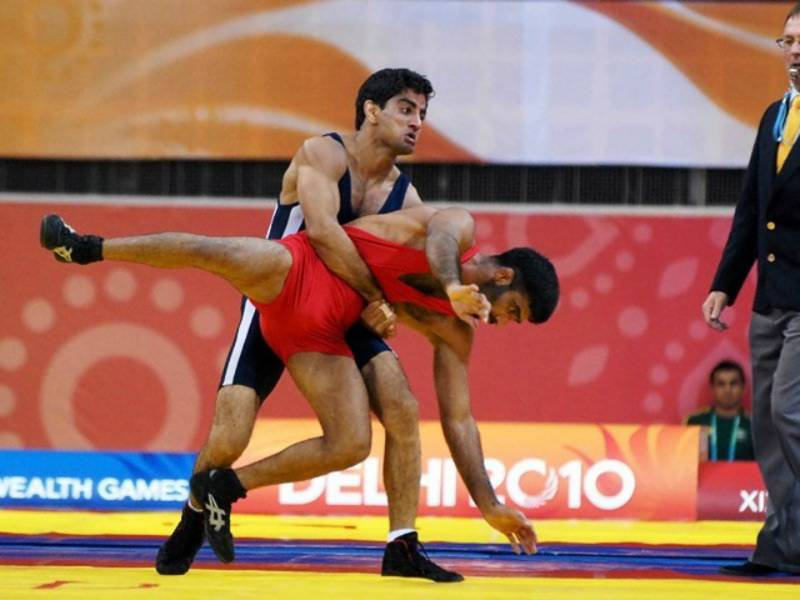 Eight Pakistani wrestlers to participate in Commonwealth Wrestling Championship