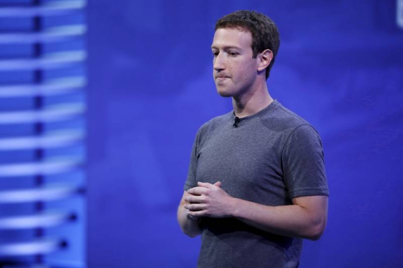 Here's how Facebook CEO Mark Zuckerberg lost record-breaking $3b in a day