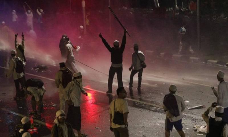 Indonesian President Widodo cancels Australia trip amid blasphemy protests