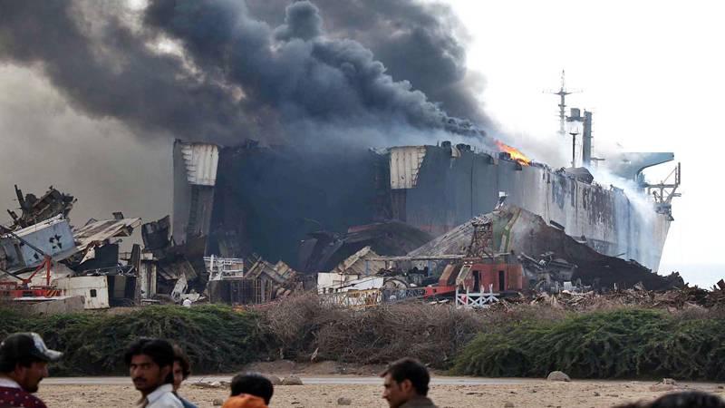 Inquiry committee starts probe into Gadani tragedy