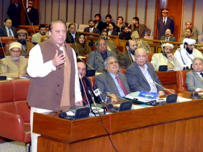 Senators demand registration of FIR against PM Nawaz