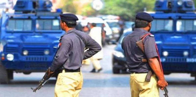 Three alleged Afghan-trained terrorists held in Karachi