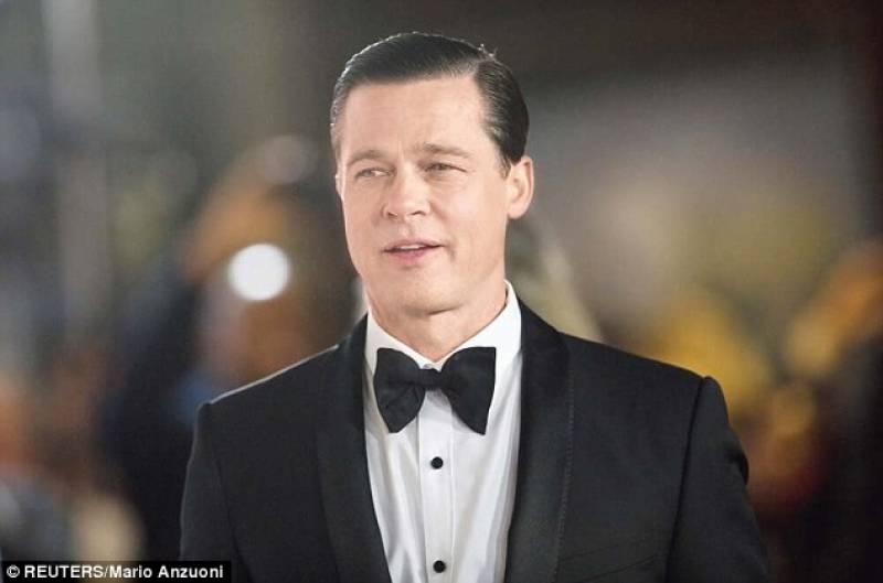 Bradpitt pulls out of promo commitments for 'Allied' following split with Angelina