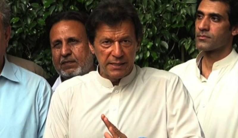 Imran blames govt for delaying Panama Leaks proceedings