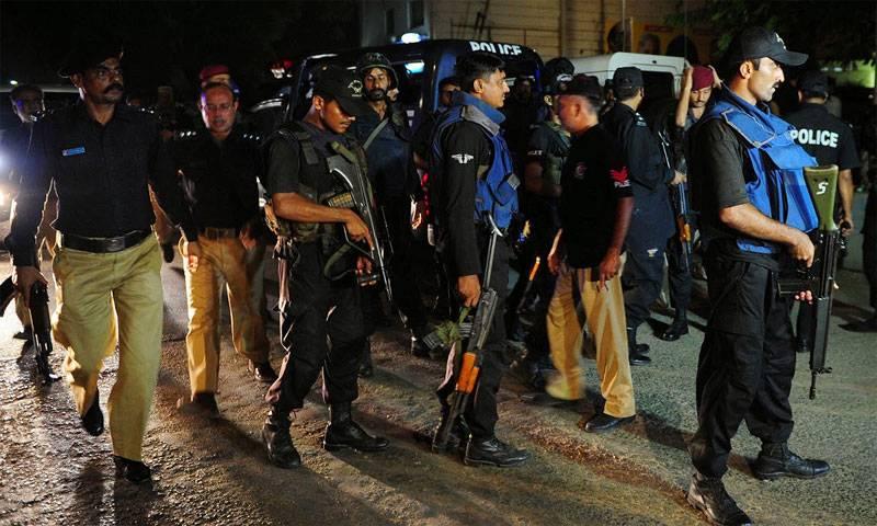 Mastermind of Quetta training center attack detained