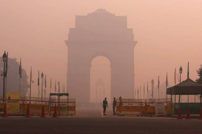 New Delhi is now the most polluted city on Earth