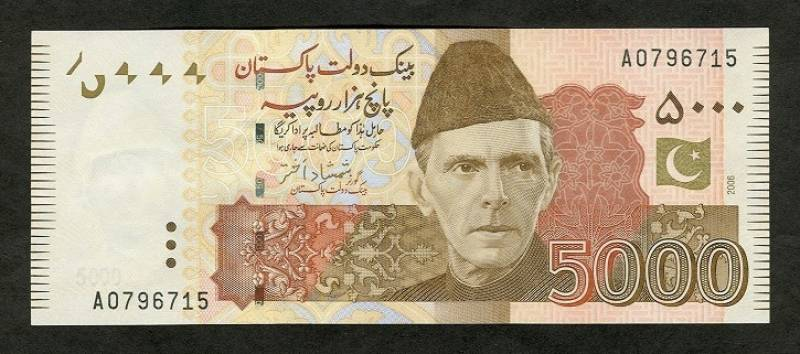 After India, Pakistan mulls to withdraw Rs 5,000 and Rs 1,000 currency notes