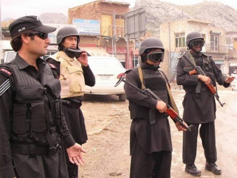 Hub: Security forces kill Jundullah commander