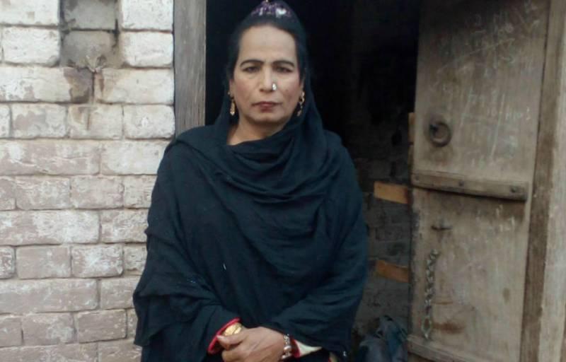 Meet mighty Madam Boota, a transgender bracing Pakistan's chaotic electoral process