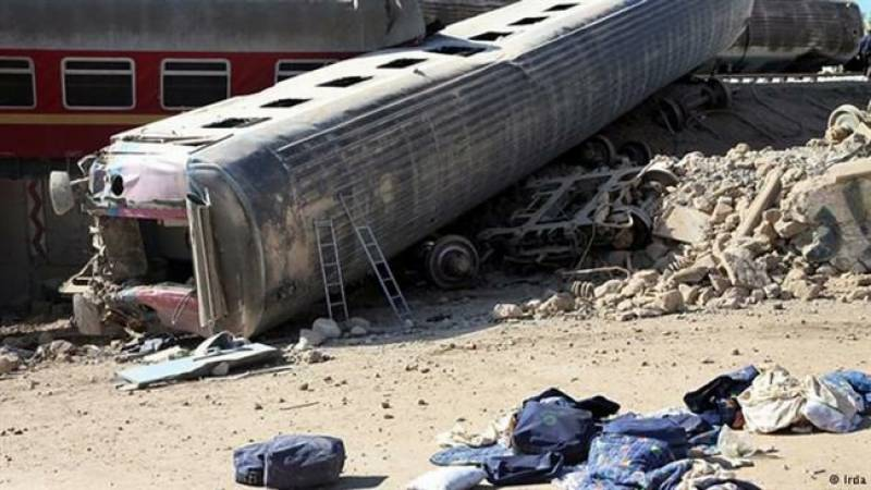 At least 44 killed, 50 injured in Iran train crash