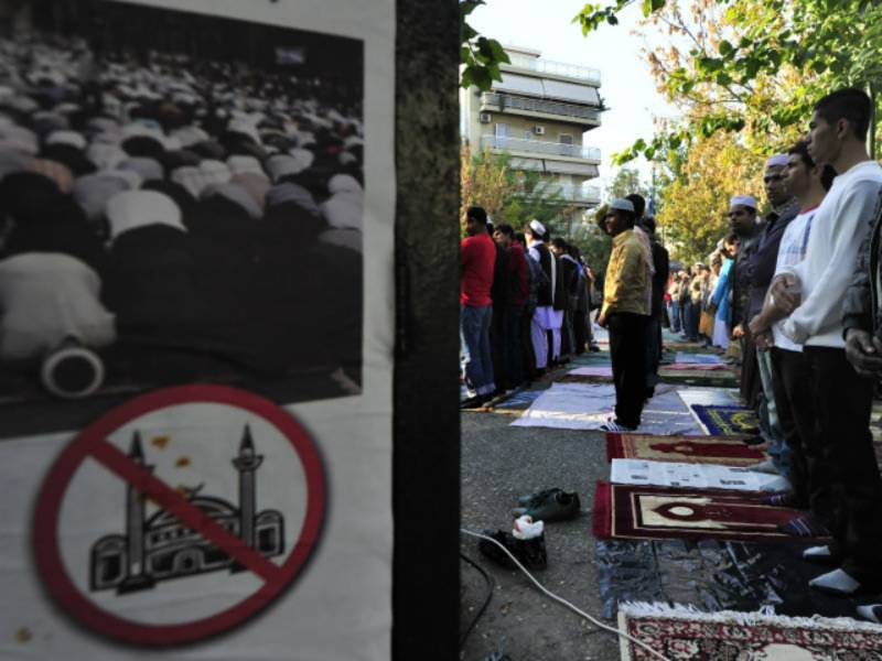 Athens to get first official mosque in 200 years