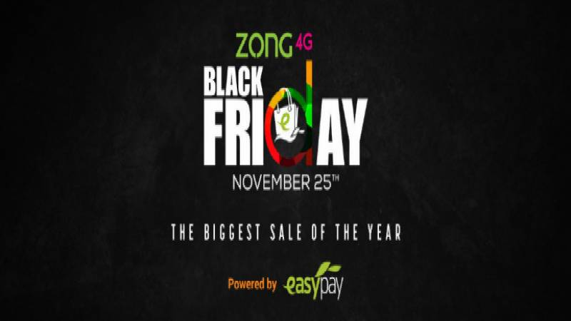 Daraz busts its own record just hours into Zong Black Friday