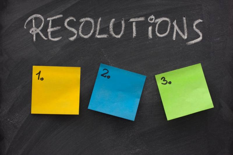 Have YOU started working on your 'New Year Resolutions 2017' yet!?