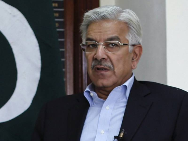 India promoting terrorism in Pakistan to sabotage CPEC, says Defence Minister