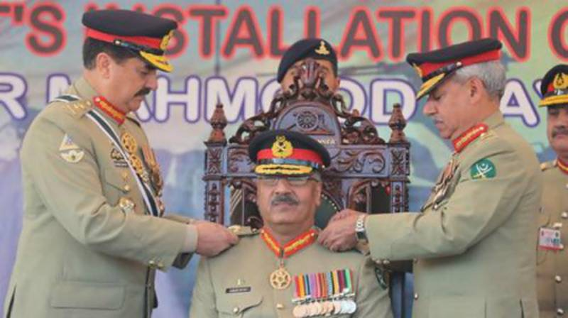 General Zubair Mahmood Hayat appointed new Chairman Joint Chief of Staff Committee