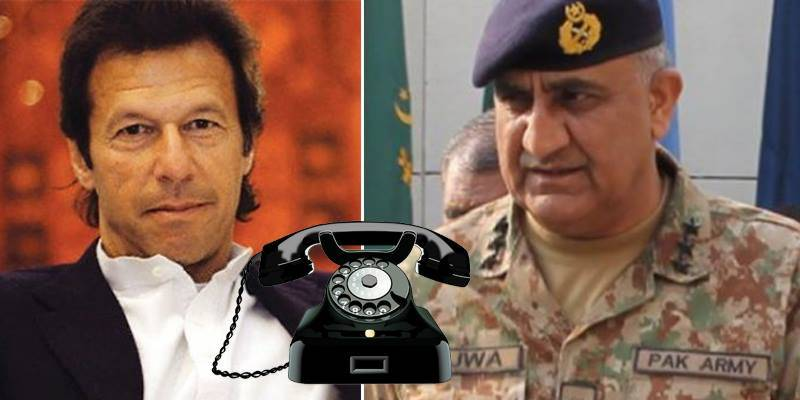 Imran Khan congratulates Gen Bajwa on assuming command of Pak Army