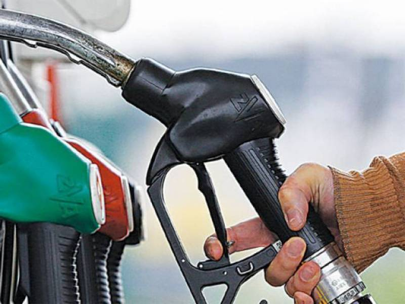 Petrol prices increased by Rs.2 per litre for December