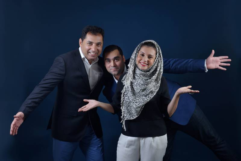 CKO: These Pakistani 'Event-Planners' are KILLING IT with their 'Event Architecture'