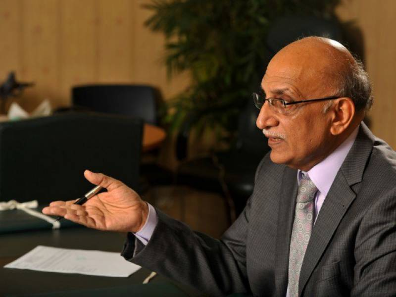 LHC orders removal of VC Punjab University Mujahid Kamran