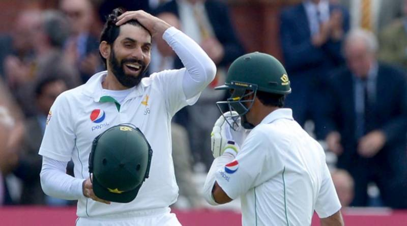 Not looking for farewell as retirement plan still undecided: Misbah