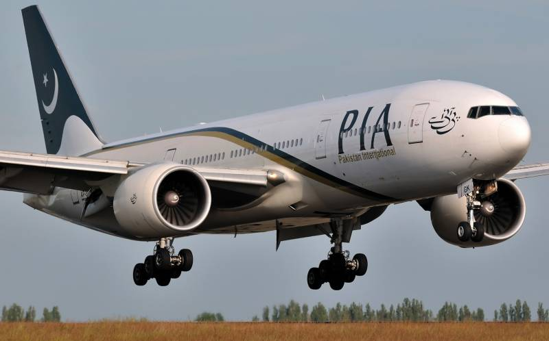 PIA kicks off direct flights for Oman's Salalah city