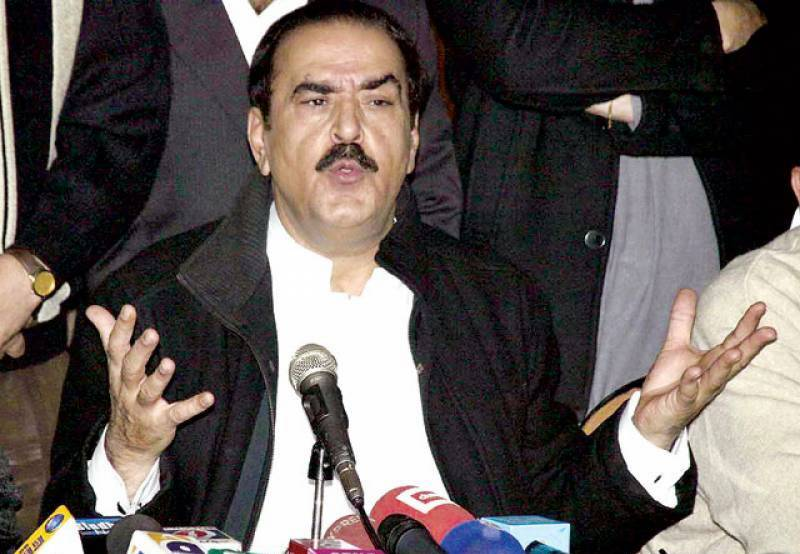 PML-N MPA Inamullah Niazi robbed on The Mall