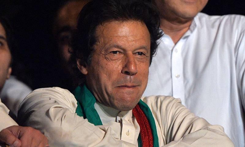 Telephonic conversation with Donald Trump won't save Nawaz from Panama scandal, says Imran Khan