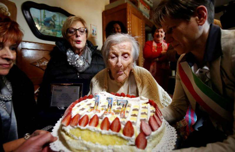 World's Oldest Living Person turns 117