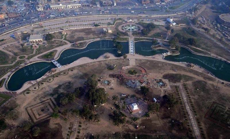 Greater Iqbal Park opened for public after major facelift